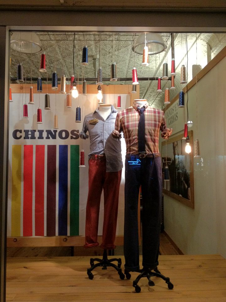 Lands' End Canvas by Tony Broussard, Madison – Wisconsin »  Retail Design Blog