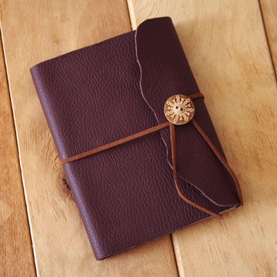 Leather Book Cover Material ~ Best diy leather notebook cover ideas on pinterest