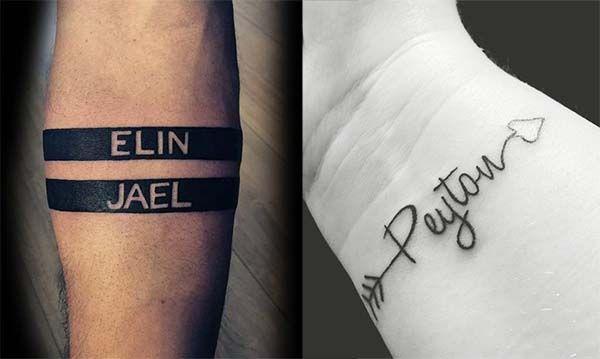 Hombres Nombres Tatuaje2 Design Tattoo Tatuajes Letras Para