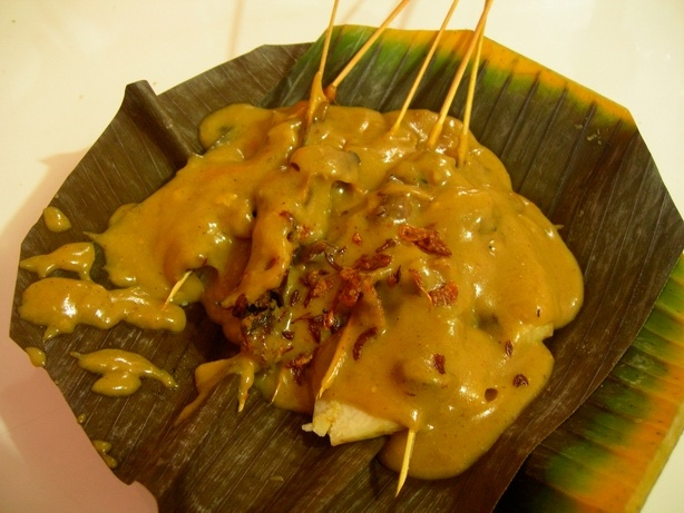 indonesia. sate padang, west sumatra