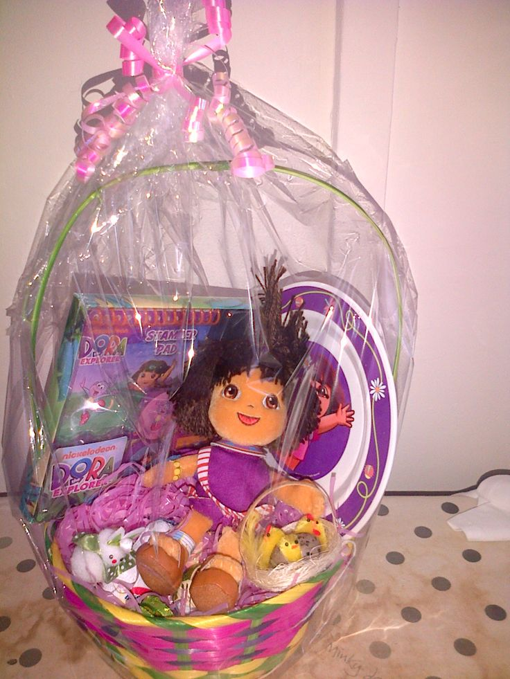 16 best kiya easter baskets ideas images by lena gore on pinterest dora the explorable easter baskets negle Image collections