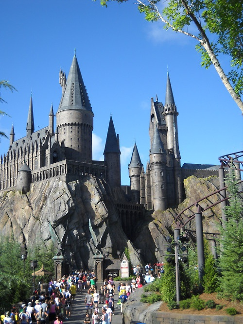 Wizarding World of Harry Potter...I must go back