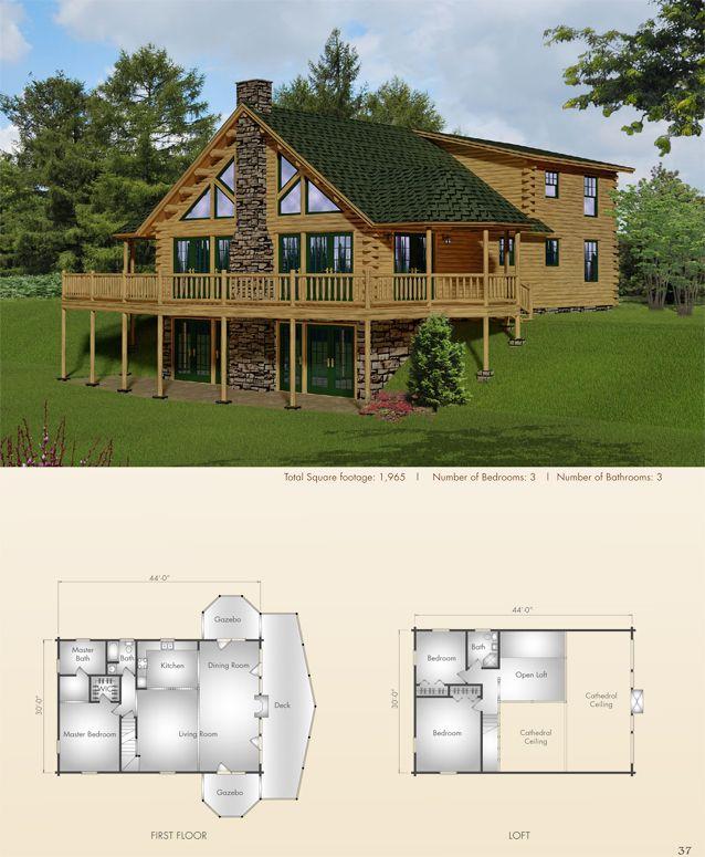 45 Best Images About Big Twig Homes Llc Log Home Plans On