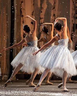 The Nutcracker, American Ballet Theater ♥ Wonderful! www.thewonderfulworldofdance.com #ballet #dance