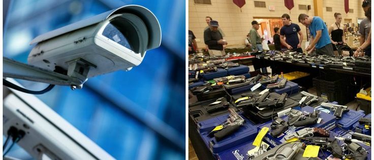 Feds Urge Local Police To Scan License Plate Numbers Of People Attending Gun Shows