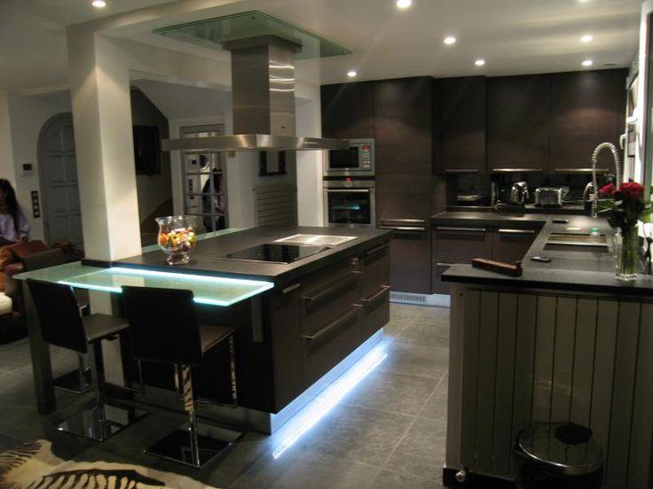 les 204 meilleures images du tableau cuisines sur pinterest cuisines maisons et architecture. Black Bedroom Furniture Sets. Home Design Ideas