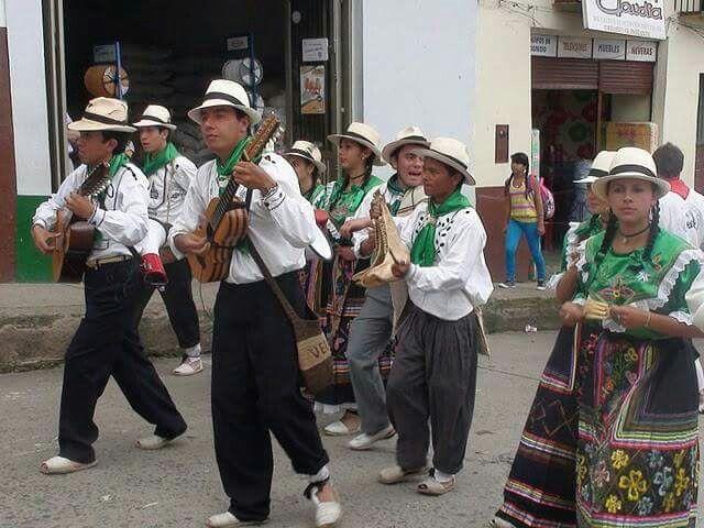 grupo musica folklóricas