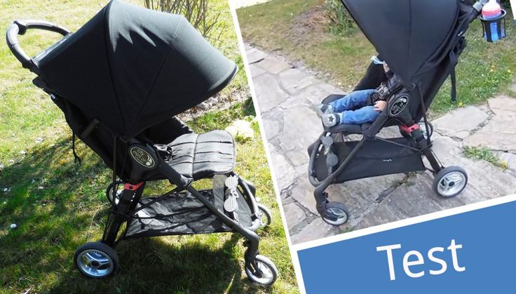 Im #Test: Baby Jogger Buggy City Mini Zip #Buggy #Produkttest #BabyJogger #baby