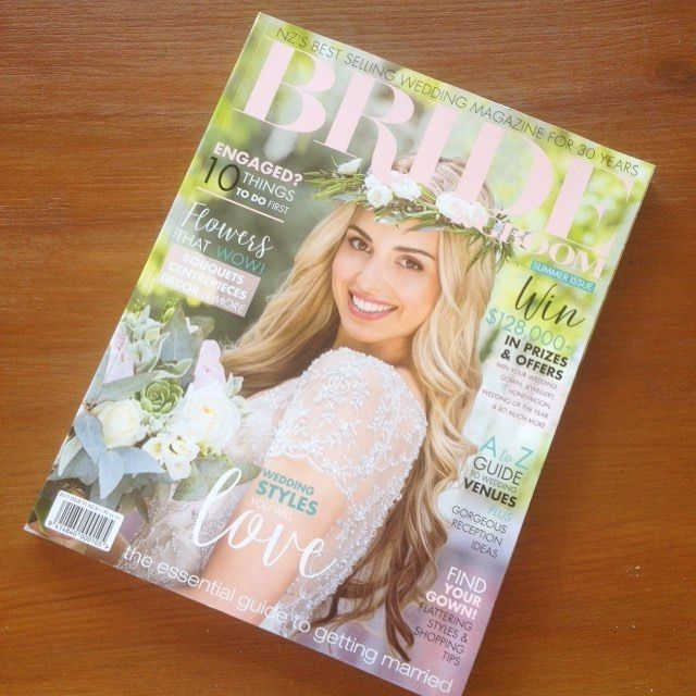 How excited is LoveRocks to be featured in the new issue of Bride & Groom magazine 😃👑🎉