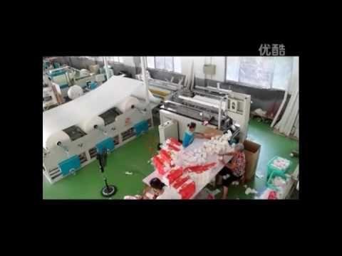 paper converting machine