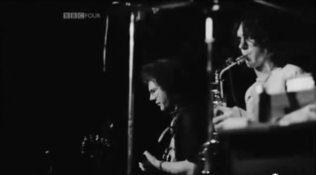 Robert Fripp and Ian McDonald at the Marquee | August 1969