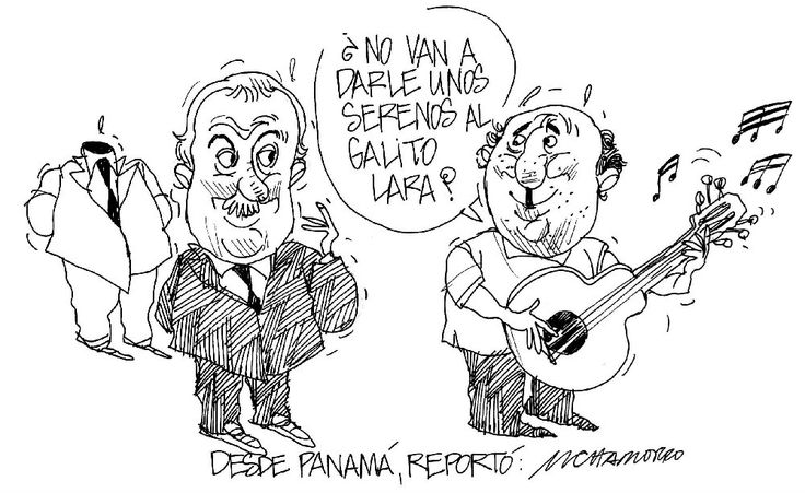 Un reporte desde Panamá...