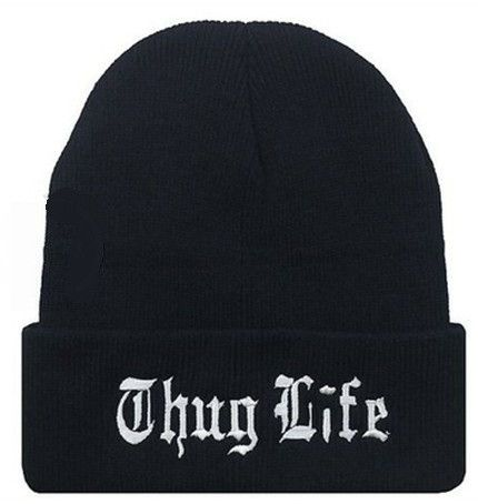 Thug Life Black Beanie Do You Love Thug Life Black Beanie? Then This Beanie Is For You! ★ 50% OFF ★ and FREE SHIPPING Limited Time Only! Get it NOW ==> http://mytopnotchproducts.com/products/thug-life-black-beanie TAG a friend who would also like one. #thug #life #beanie #winter #swag #ThugLife