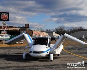 Tech Tuesday: Flying Cars