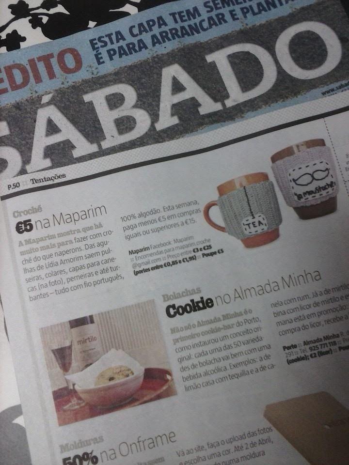 Maparim na Revista Sábado | Maparim