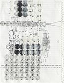 John Morris. Creative Destruction #10 (A Drawing for Joseph Schumpeter). 2001