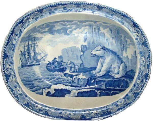 antique blue and white china patterns   My Web Value