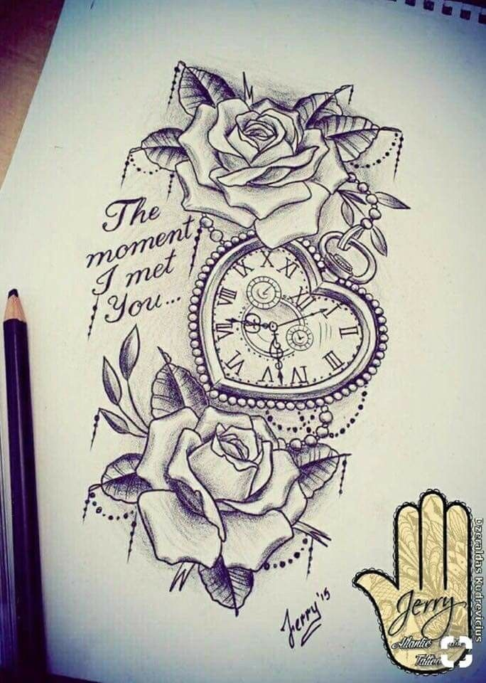 With Name Date And Time On Clock Half Sleeve Tattoos For Guys Tattoos Cover Tattoo