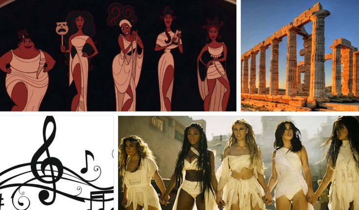 Disney Dreamcast: 5th Harmony as the Muses