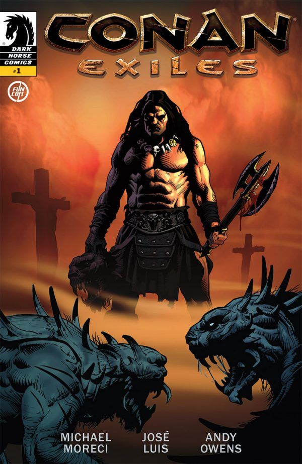 Dark Horse To Publish Conan Exiles Comic Ahead Of The Game