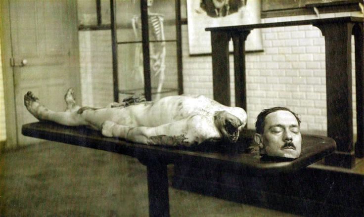 Albert Fournier, triple murderer and rapist, executed by Anatole Deibler, at Tours, in February 1920