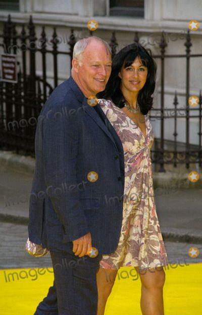 Polly Gilmour | Dave Gilmour Picture - London UK Dave Gilmour and Polly Samson who ...