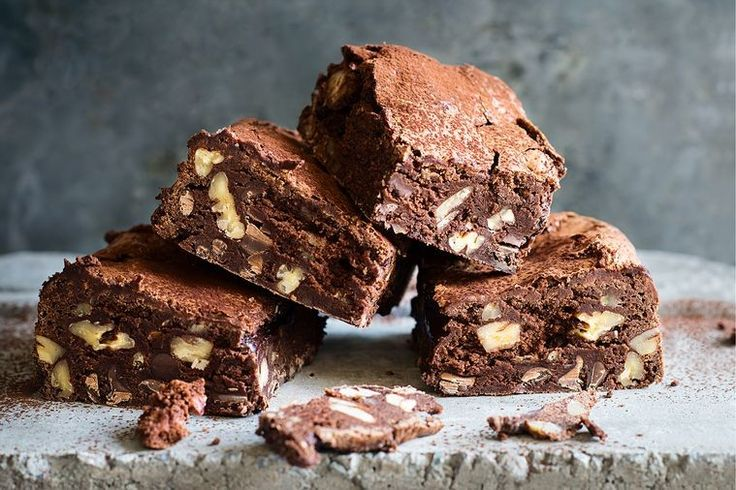 In terms of fudgy, gooey, chocolately deliciousness, it