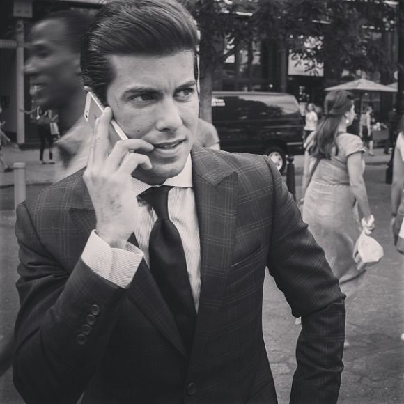 Luis D. Ortiz of Million Dollar Listing NY---he is perfection :)