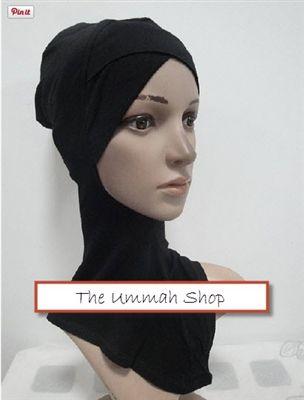 Crossover Ninja Hijab Cap