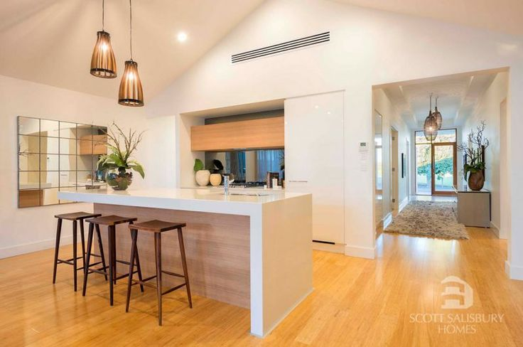 Scott Salisbury Homes ARIA kitchen/entrance/hallway image/photo