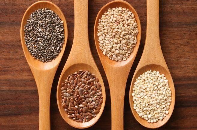 Les graines atouts santé