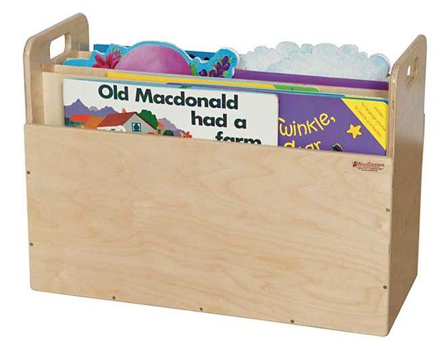 The Wood Designs Big Book Holder is perfect for any teaching environment, and ships fast. #bigbookholder