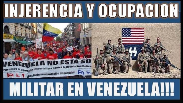 ULTIMAS NOTICIAS VENEZUELA 15 FEBRERO 2018||INJERENCIA EN VENEZUELA Y OCUPACIÓN MILITAR!!!