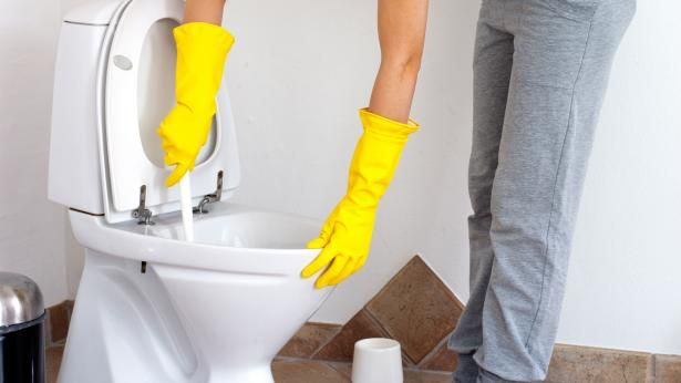 Sådan fjerner du kalkrande i toiletkummen   Samvirke.dk