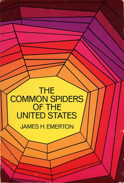 The Common Spiders of the US. Designed by Menten, Inc