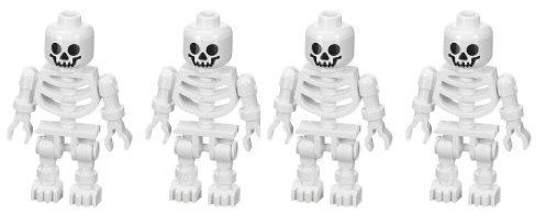 Skeleton (Swivel Arms) 4-Pack - LEGO Prince of Persia Minifigure LEGO http://www.amazon.com/dp/B008BKS1BG/ref=cm_sw_r_pi_dp_7jGlub1VWACNG