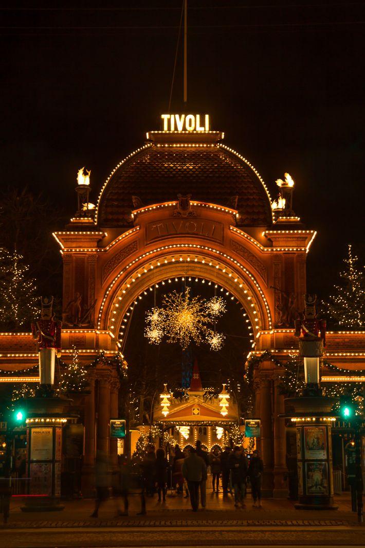Denmark Tivoli Copenhagen Travelin' FoolPlaces I've