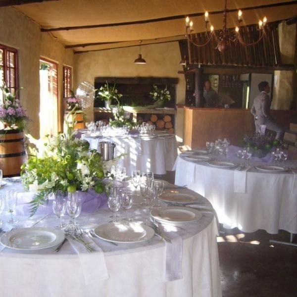 Exclusive Venues - Paarl / Wellington H.M (Help Mekaar Wines)