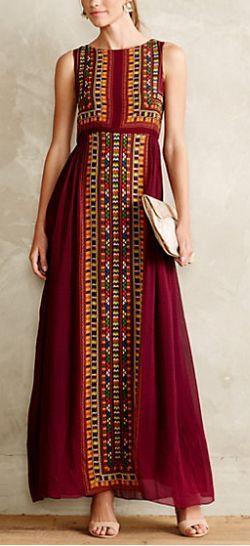 bajwa maxi dress