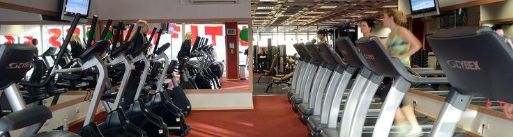 Gildamax Fitness Center Budapest Flórián tér