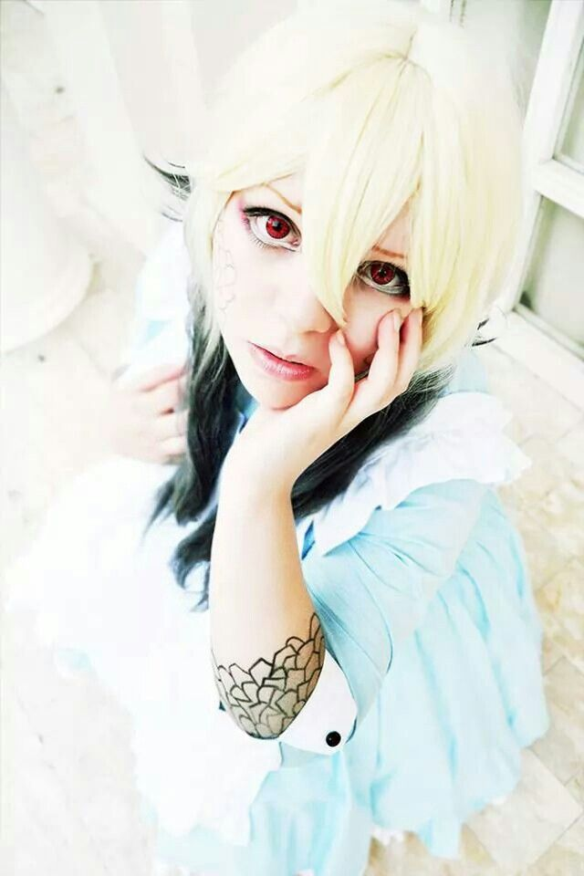 Mary Kozakura Outer science from Kagerou Project