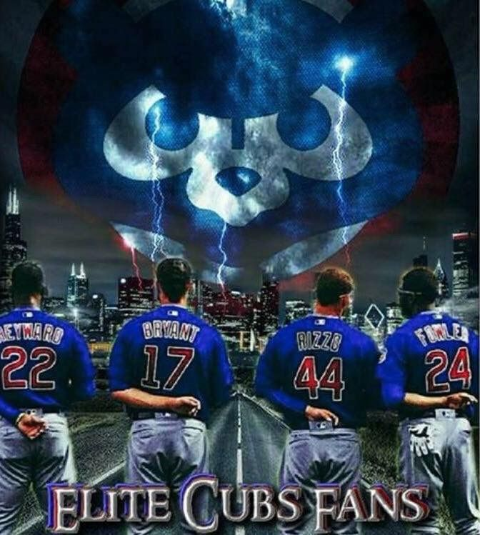 My Cubbies!!!