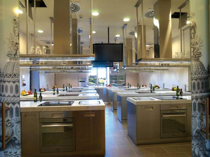 GAMMA & Boscolo Etoile Academy #kitchen #arclinea #cooking
