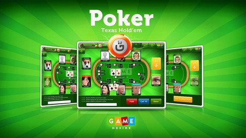 If you are a true fan of poker you need to play Poker by GameDesire!     Experience intense emotions, chat with other poker fans and choose from tons of tournaments and loads of cash tables. You've got here all you need to play your favorite card game with thousands of people from all over the world.      Read more: http://www.csdoon.org/2012/12/free-poker-on-ios-by-ganymede-for-true.html#ixzz2E3fp6td4
