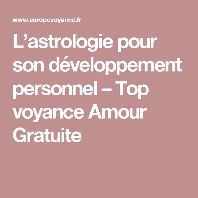 L'astrologie pour son développement personnel – Top voyance Amour Gratuite
