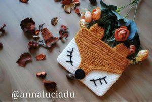 Crochet Fox Purse Pattern
