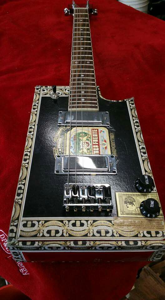 1000 Images About Cigar Box Guitars Amp Home Built Music On