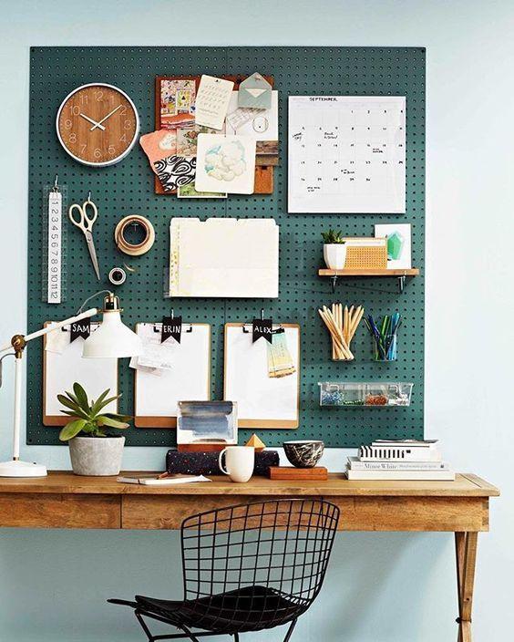 Pegboard Kitchen Storage: 17 Best Ideas About Kitchen Pegboard On Pinterest