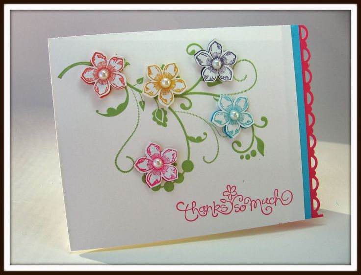 Stampin Up Cards....LOTS of them!
