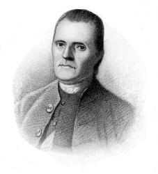 Famous Ancestor Roger Sherman - signer of the Declaration of Independence and the Constitution